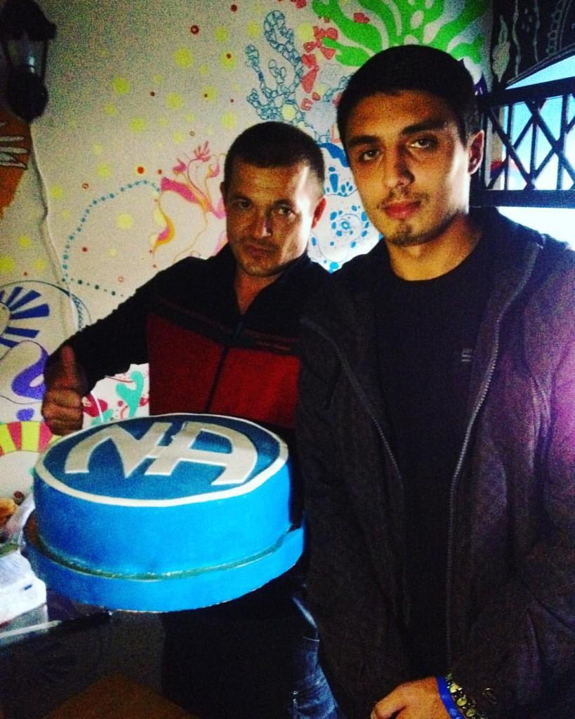 Юбилейный торт NA