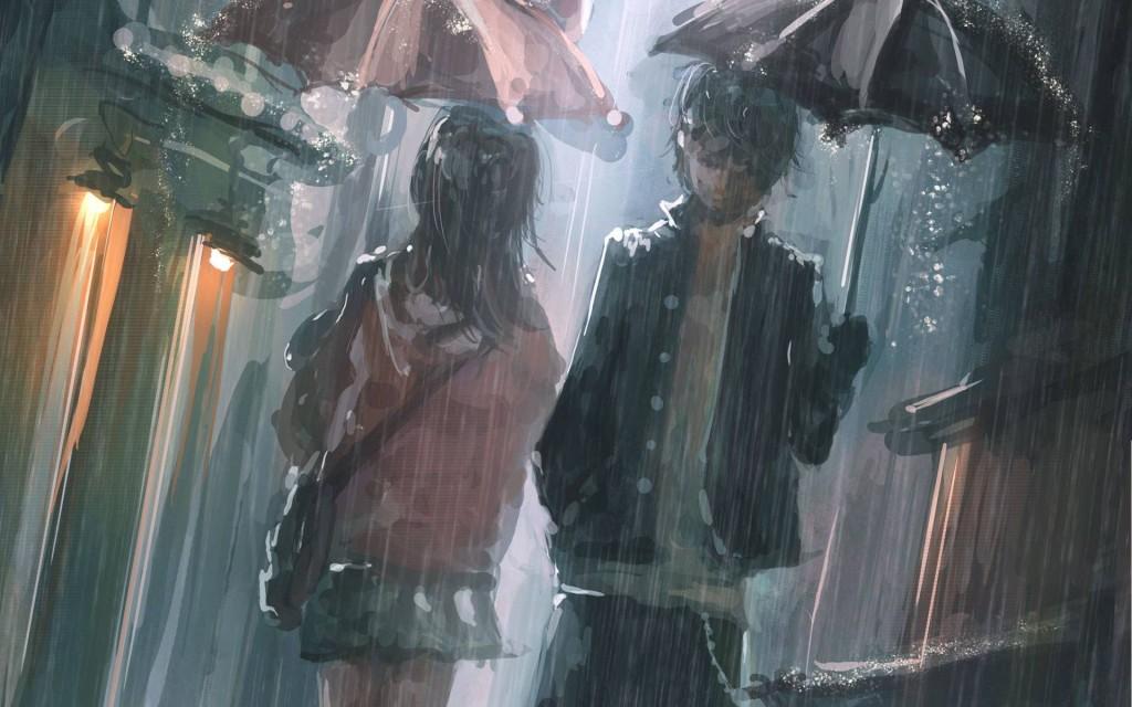 dozhd_anime_zont_muzhchina_1920x1200