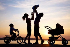 happy-family-silhouette- - копия